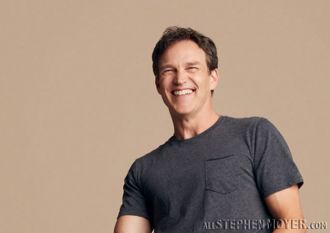 Excerpts from One Minute of fun questions with Stephen Moyer