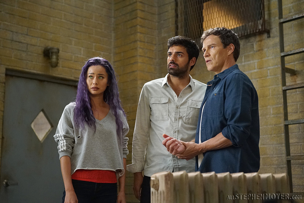 Eps. 6 of The Gifted