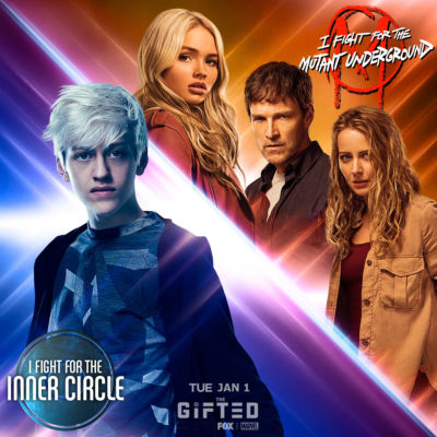The Gifted Returns Jan 1