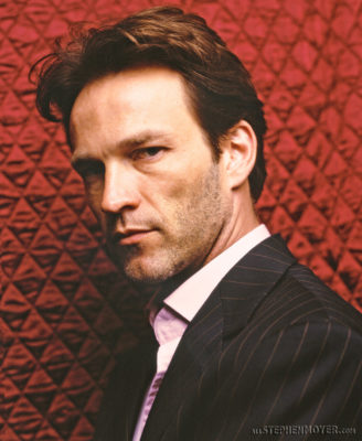 Portraits of Stephen Moyer